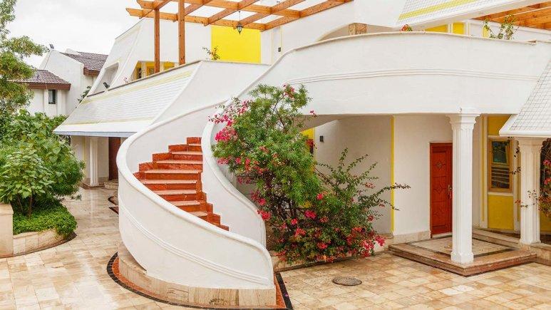 هتل فلامینگو کیش فضای بیرونی هتل 2