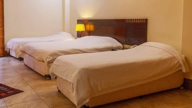 هتل فلامینگو کیش اتاق سه تخته 1