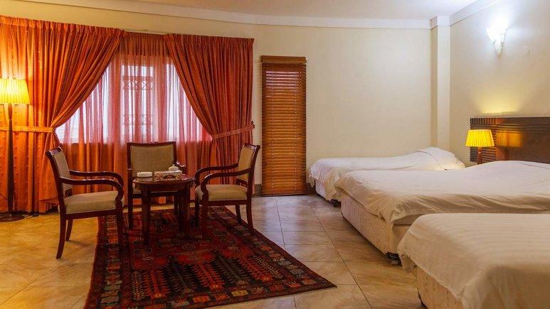 هتل فلامینگو کیش اتاق سه تخته 2