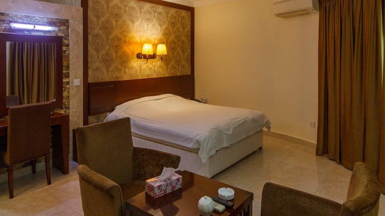هتل فلامینگو کیش اتاق دو تخته دابل 1
