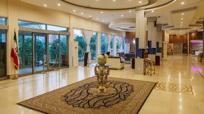 هتل آرامیس کیش لابی