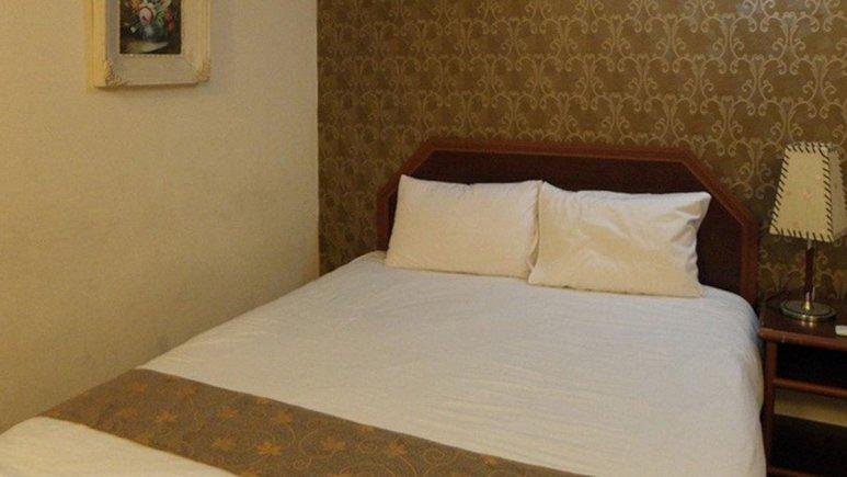 هتل آرامیس کیش اتاق دو تخته دابل