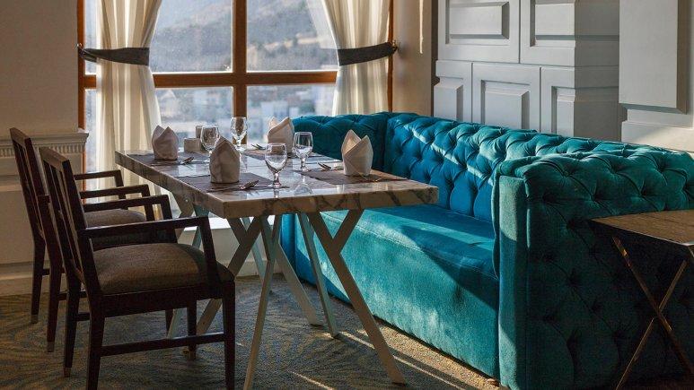 هتل اسپیناس پالاس بهرود تهران رستوران 3