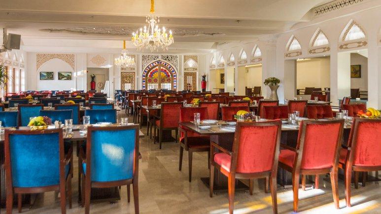 هتل اسپیناس پالاس بهرود تهران رستوران 8