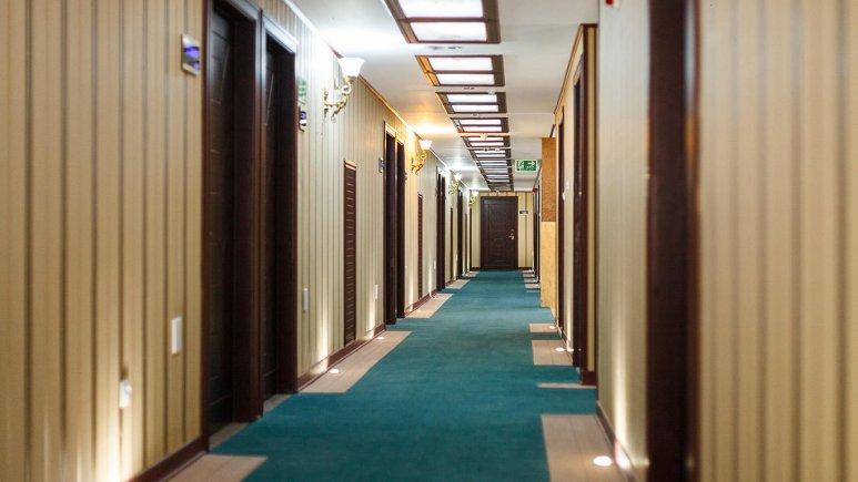 هتل آرامیس تهران فضای داخلی هتل 2