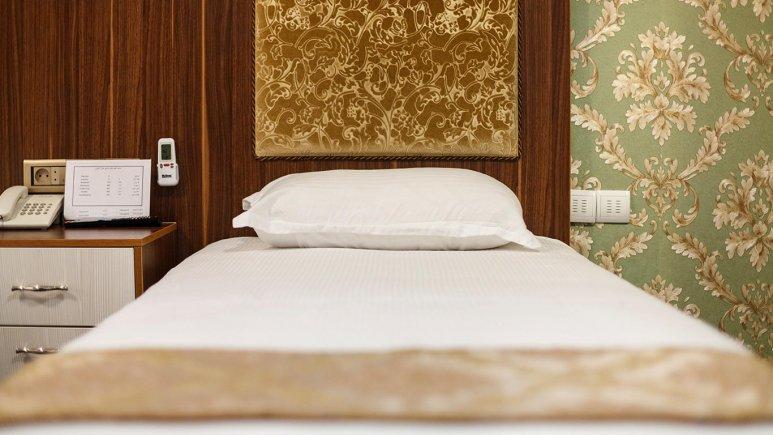 هتل آرامیس تهران فضای داخلی اتاق ها 1