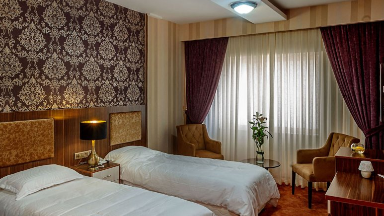 اتاق دو تخته هتل آرامیس