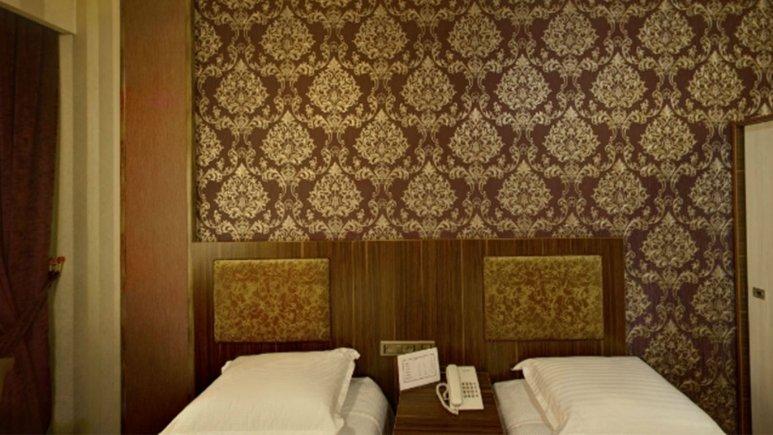 اتاق تویین هتل آرامیس