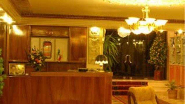 پذیرش هتل ملک اصفهان