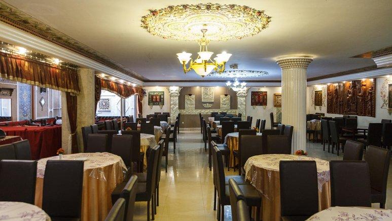 رستوران هتل ملک