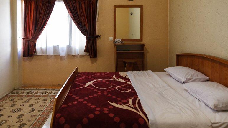 اتاق دو تخته هتل همام