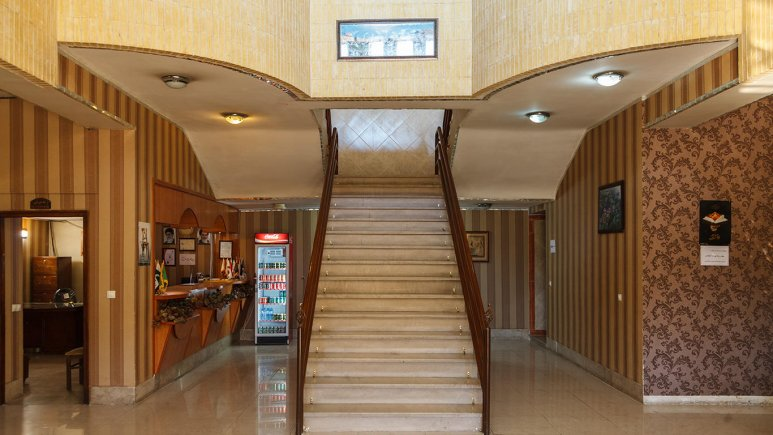 رزرو هتل دو ستاره در اصفهان | هتل همام