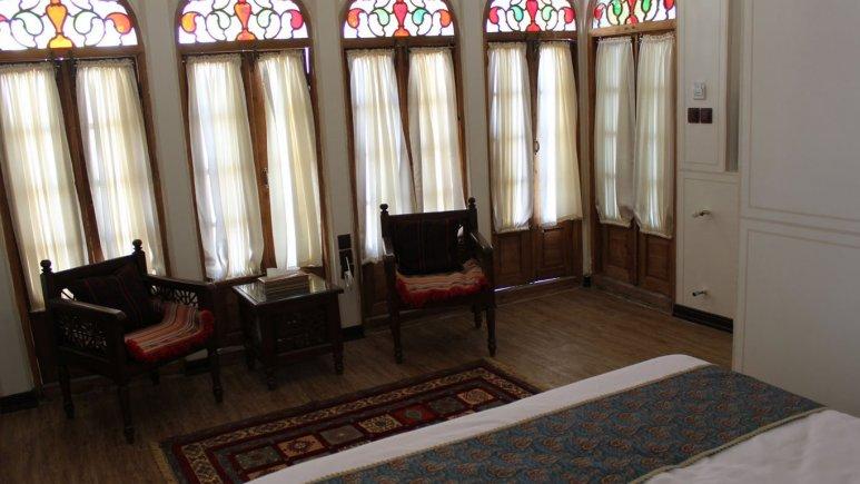 اتاق هتل سنتی عتیق
