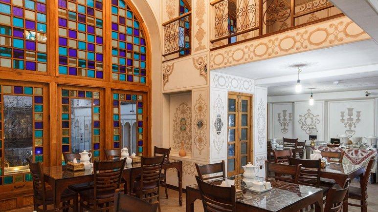 رستوران هتل سنتی عتیق