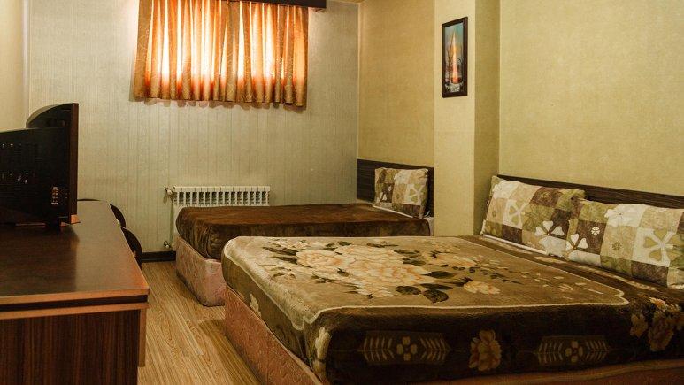 رزرو هتل دو ستاره ی صبا در اصفهان