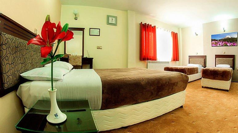 سوییت  هتل جهانگردی سنندج