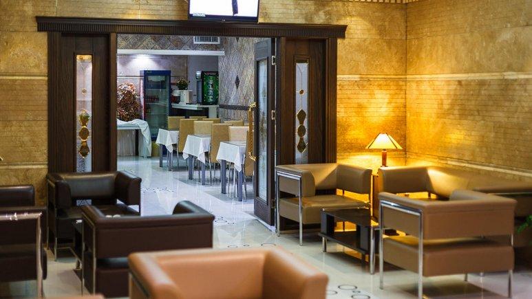 هتل حافظ تهران لابی 1