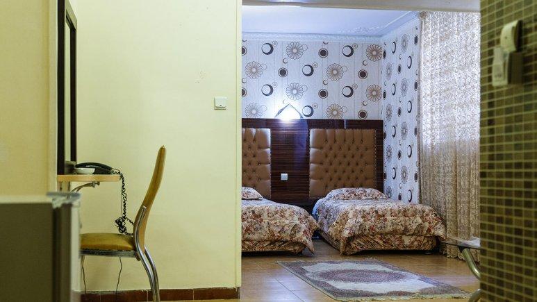 هتل حافظ تهران سوئیت