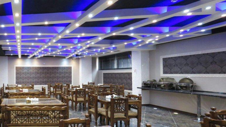 هتل آپارتمان کوروش کرمانشاه رستوران1