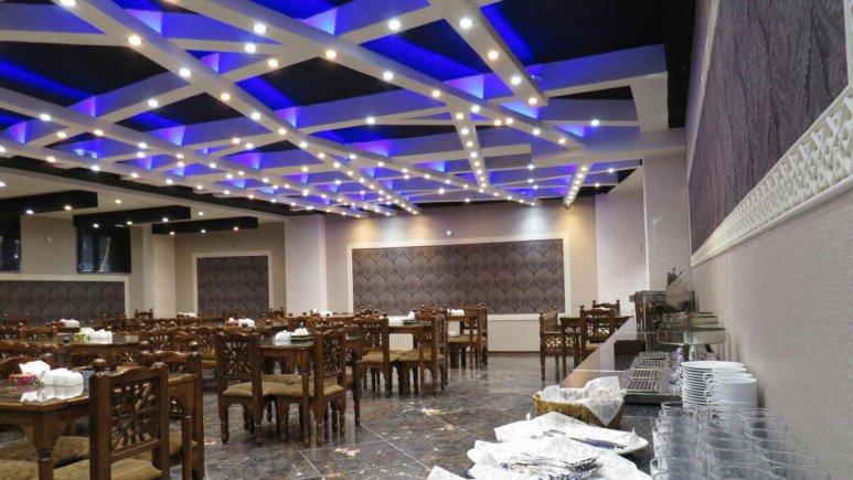 هتل آپارتمان کوروش کرمانشاه رستوران 5