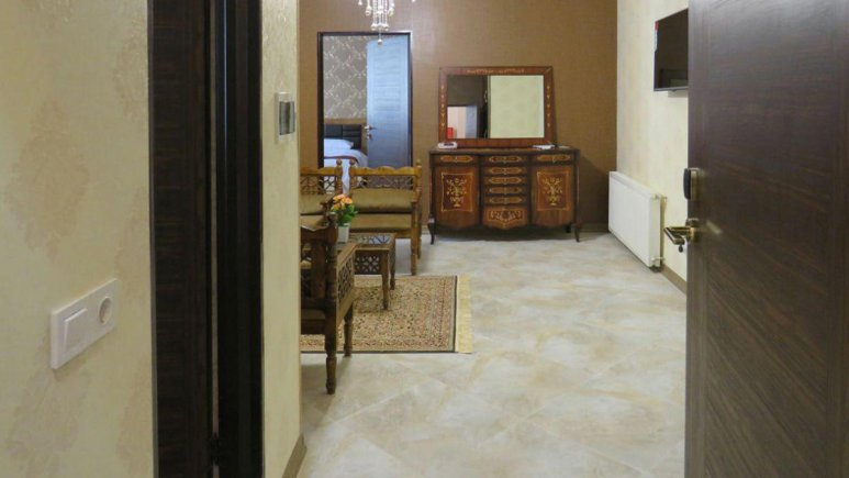 هتل آپارتمان کوروش کرمانشاه فضای داخلی آپارتمان ها 6