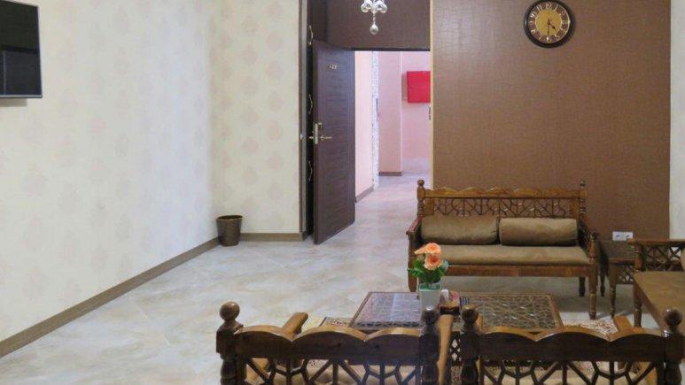 هتل آپارتمان کوروش کرمانشاه فضای داخلی آپارتمان ها 11