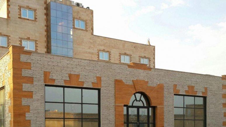 هتل سینا کرمانشاه نمای بیرونی 1