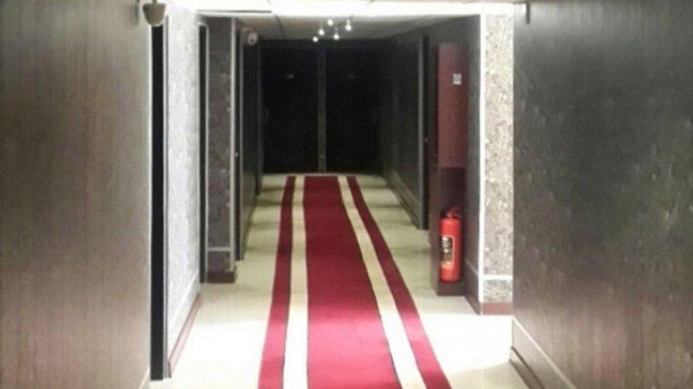 هتل سینا کرمانشاه فضای داخلی هتل 3