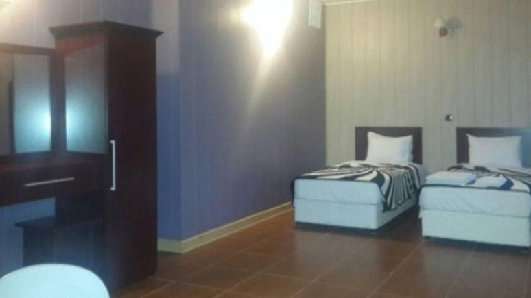 هتل سینا کرمانشاه اتاق دو تخته تویین 1