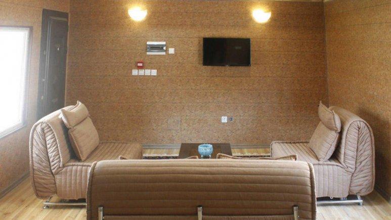 هتل گنجنامه همدان فضای داخلی سوئیت ها 3