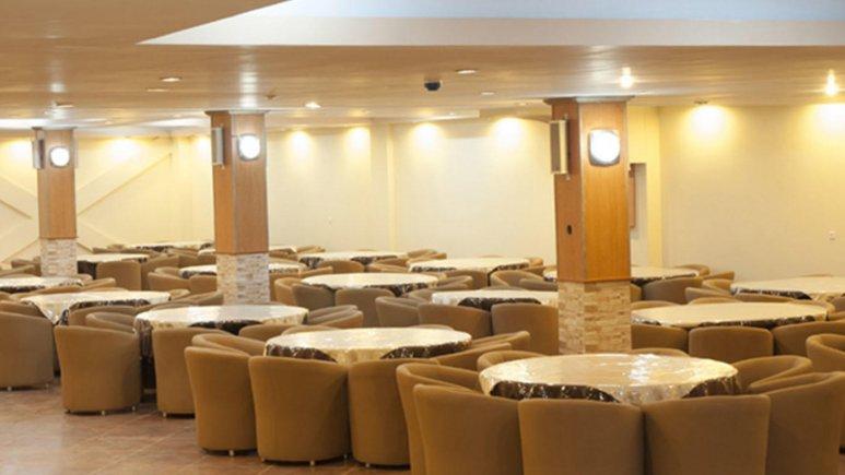 هتل گنجنامه همدان رستوران