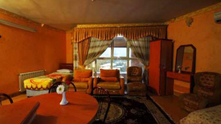 هتل آپارتمان خاتم همدان فضای داخلی اتاق ها 1