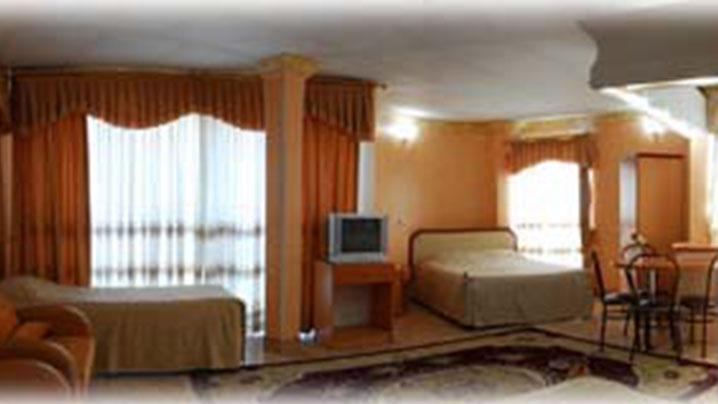 هتل آپارتمان خاتم همدان فضای داخلی اتاق ها 2