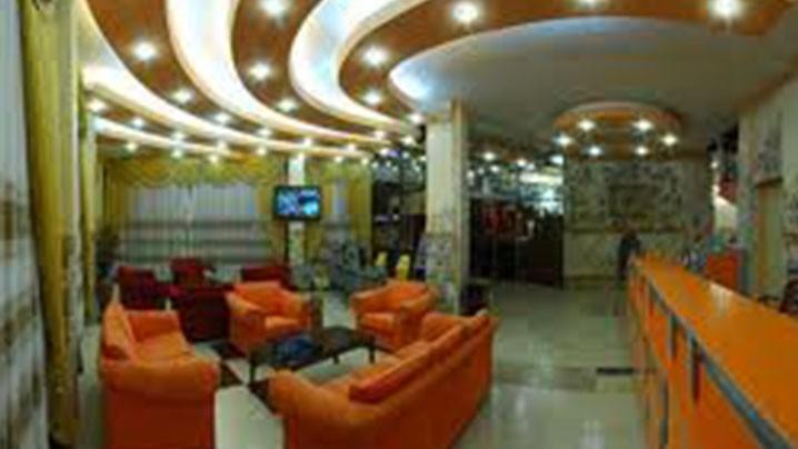 هتل آپارتمان خاتم همدان لابی