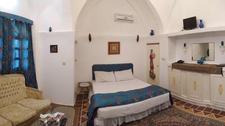 هتل سنتی نگین کاشان اتاق دو تخته دابل برلیان