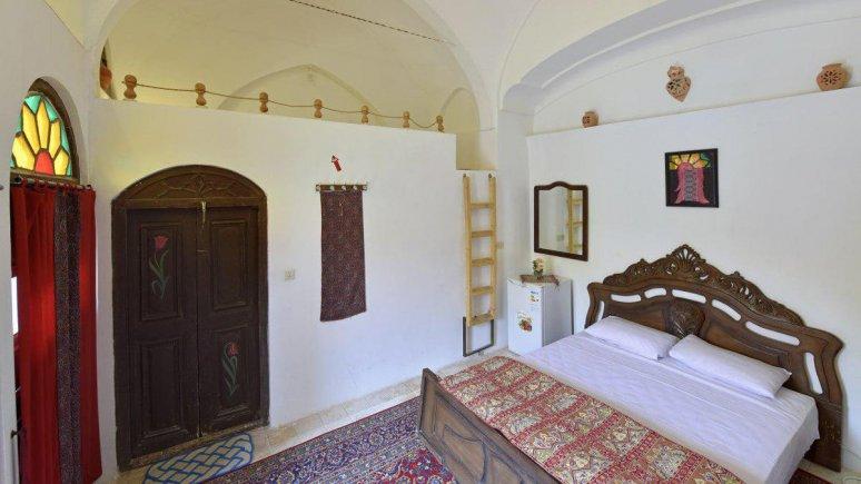 هتل سنتی نگین کاشان اتاق دو تخته دابل زمرد