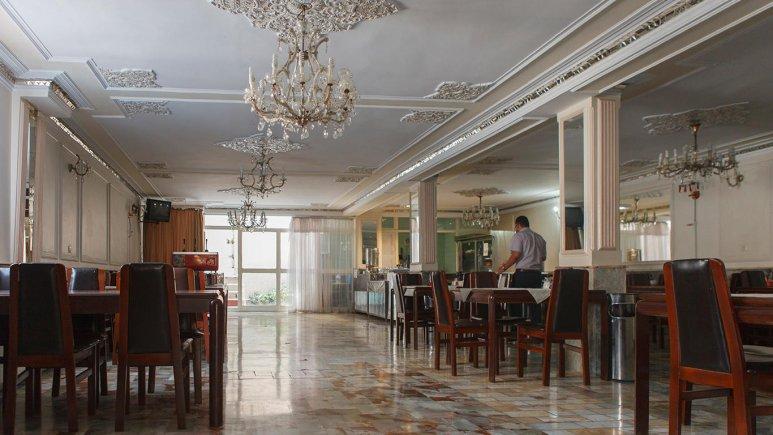 هتل خیام تهران رستوران
