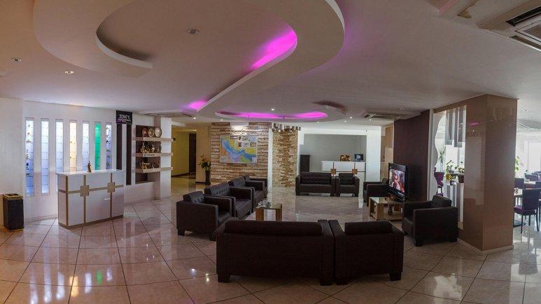 هتل سینگو درگهان لابی