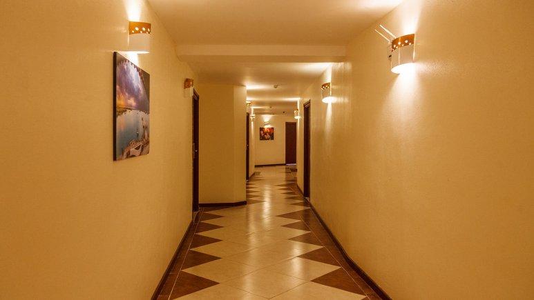 هتل سینگو درگهان فضای داخلی هتل 1