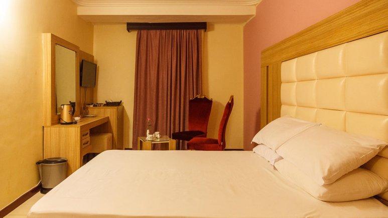 هتل سینگو درگهان اتاق دو تخته دابل 3