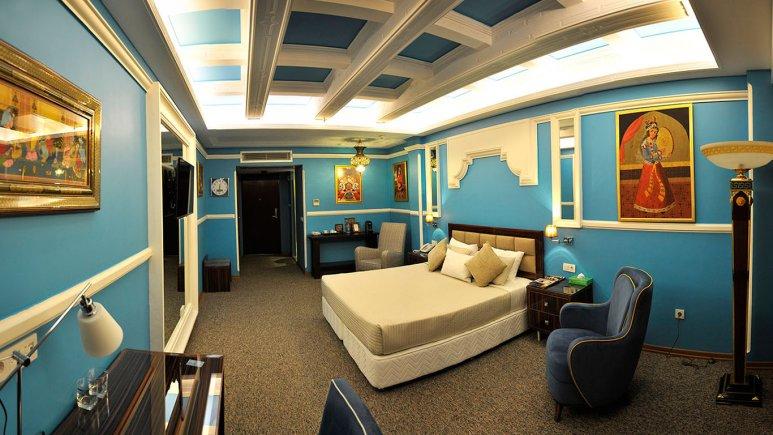 اتاق دو تخته هتل نیلو