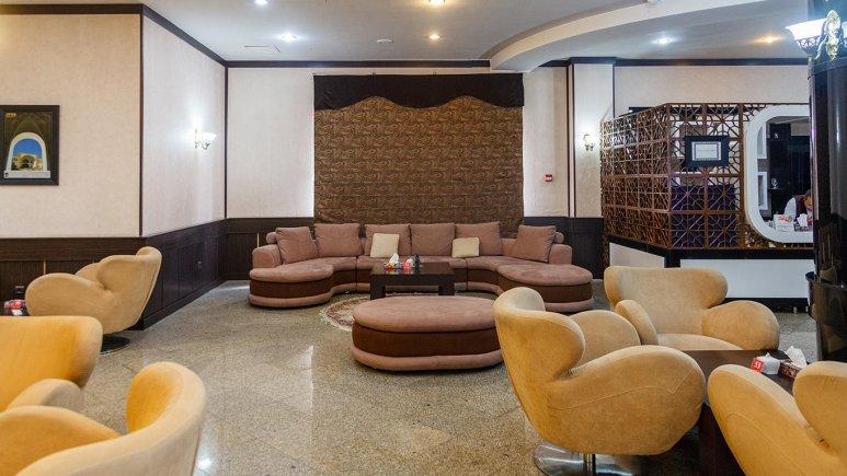 هتل فرهنگ و هنر مشهد لابی 3