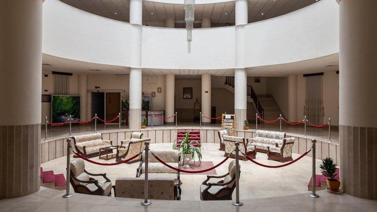 هتل زنبق یزد فضای داخلی هتل 1