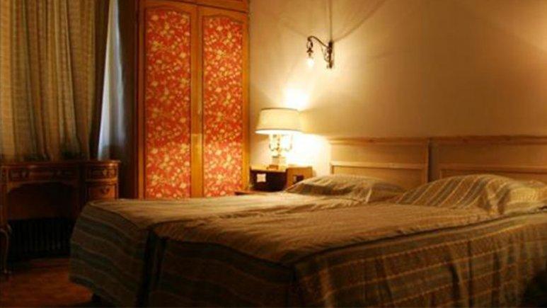 اتاق دو تخته دبل هتل جهانگردی شمشک