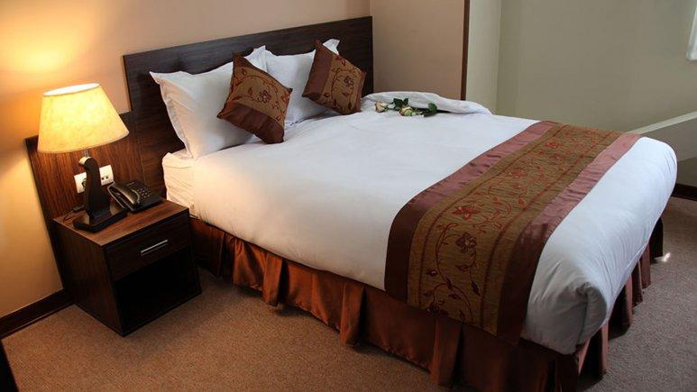 اتاق دو تخته دبل هتل حجاب
