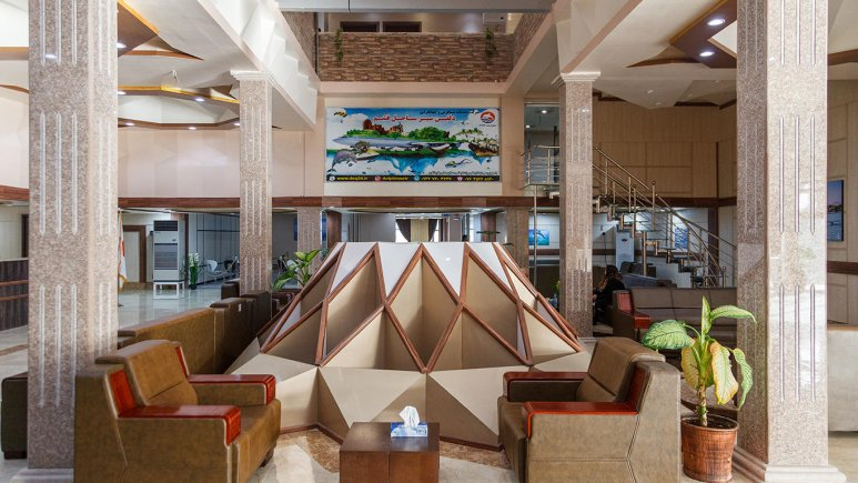 هتل ارم قشم لابی 1
