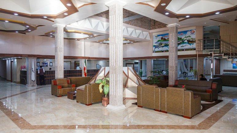 هتل ارم قشم لابی 2
