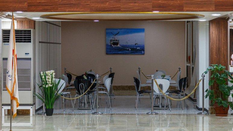 هتل ارم قشم لابی 3