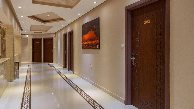 هتل ارم قشم فضای داخلی هتل