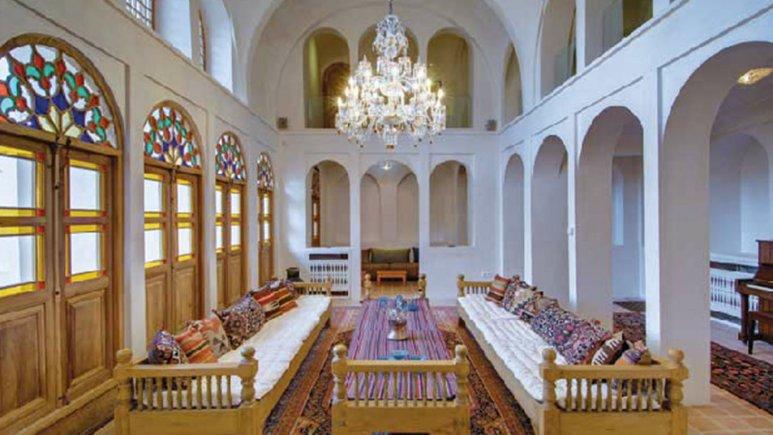 تالار هتل سنتی منوچهری